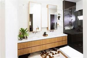 inspirations des salles de bains modernes With salle bain moderne