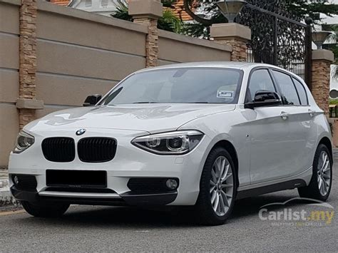 bmw 116i f20 bmw 116i 2014 1 6 in penang automatic hatchback white for rm 109 000 3963346 carlist my