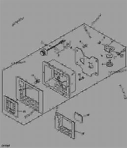 Baletrak U2122 Pro Monitor -  U6346 U624e U673a Uff0c U5706 U5f62 John Deere 468