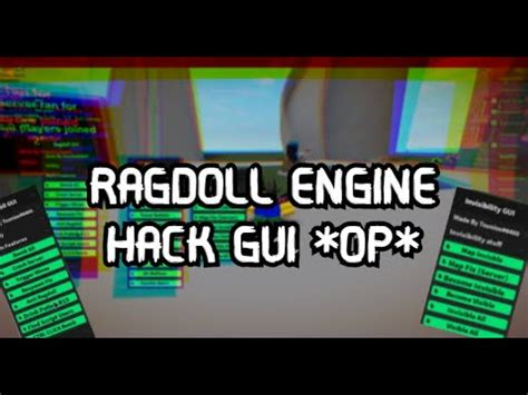 Raw download clone embed print report. Free Ragdoll Engine Op Script Map Invisible Mega Push Invisible Character From Youtube ...