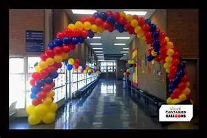 Balloon Arches Visual Fantasies Balloons