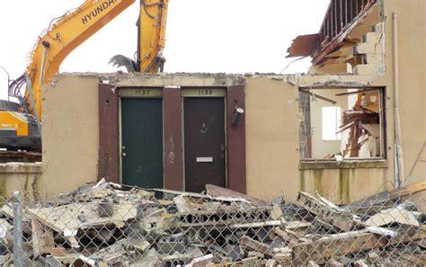 barry farm residents seek historic status  demolition