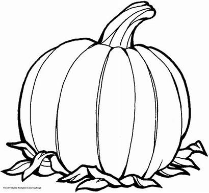 Pumpkin Outline Printable Coloring Pages Clipartmag
