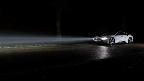 bmw i8 headlights bmw s i8 laser headlights will be provided by osram