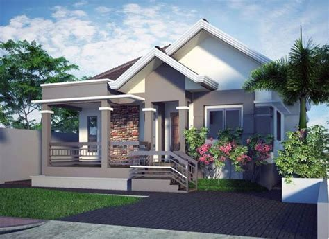 20 small beautiful bungalow house design ideas ideal for philippines future home plan