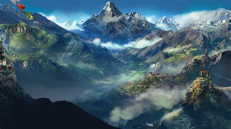 Far Cry Himalayas Wallpapers