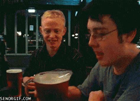 chug  beer   pro