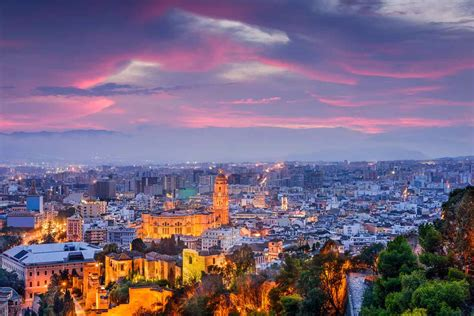 Málaga: Qué ver y hacer? Guia de viajes Tripkay