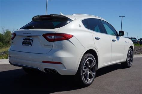2017 Maserati Levante Luxury Suv Lease Offer At Mike Ward