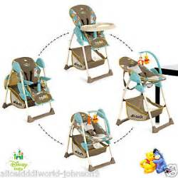 Chaise Haute Transat Balancelle by Transat Balancelle Convertible Chaise Haute Disney Winnie
