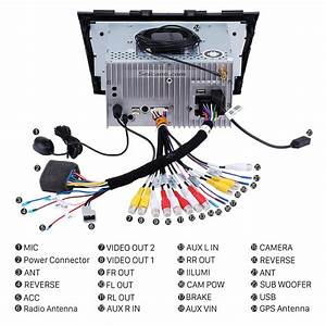 Suzuki Swift 2010 Stereo Wiring Diagram