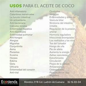 24 best images about aceite de coco on pinterest With beneficios del aceite de coco
