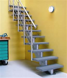 Kinderschutzgitter Für Treppen : aussentreppe oekostep 160 210 mittelholmtreppe mit kunststoffstufen gs treppen gmbh co kg ~ Markanthonyermac.com Haus und Dekorationen