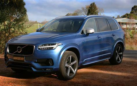 volvo xc   design  series auto  review