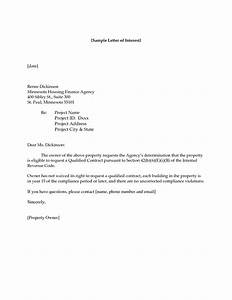 how to write a letter of interest for a jobwritings and With letter of interest template