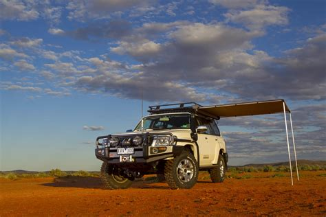 arb  awning  retractable side roof rack  accessories fast ship ebay