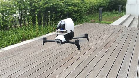 fpv parrot bebop drone   fpv head tracking camera youtube