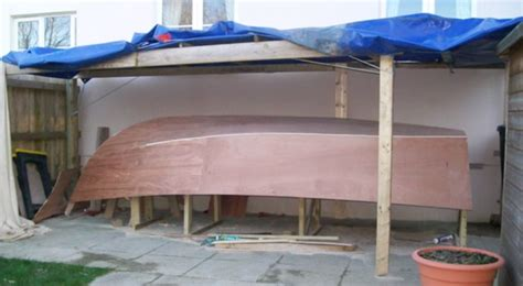 How To Build A Boat Plywood by How To Build A Plywood Boat 8 Steps Wikihow