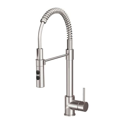 ikea kitchen faucets vimmern kitchen faucet with handspray ikea