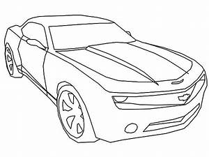 the transformes camaro cars coloring pages best place to With chevy camaro rs