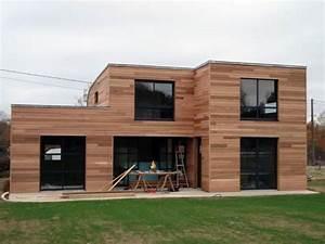 groupe minnovation constructeur de maison container a With prix sous sol maison 6 extension maison structure bois prix m2
