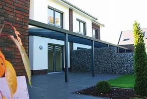 Terrassen berdachung f r das reihenhaus welche for Welche doppelstegplatten für terrassenüberdachung