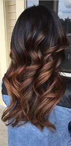 Brune Meche Caramel : balayage chocolat sur cheveux chatain boutiquelux55 ~ Melissatoandfro.com Idées de Décoration