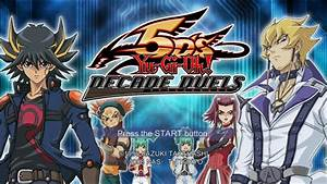 Yu Gi Oh 5du2019s Decade Duels Game Giant Bomb
