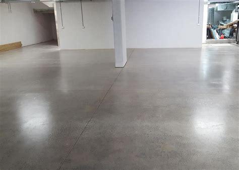 Grind & Seal   Vic Polished Concrete
