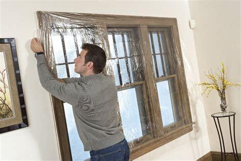 indoor insulator kit  window weatherproofing window
