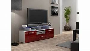 moderne high gloss evora mini wei tv m bel vitrine tv schrank tv lounge m bel