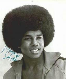 I had to post a picture of young Jermaine Jackson here ...