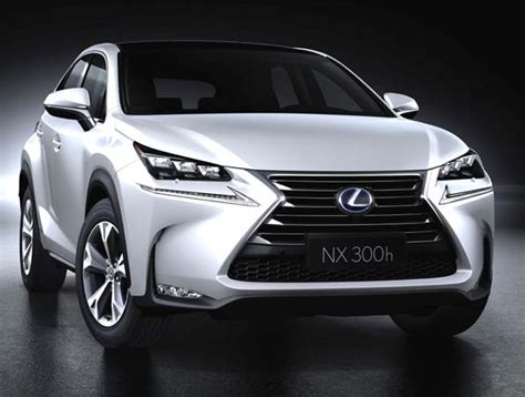 lexus hybrid 2015 2015 lexus nx 200t and 300h hybrid unveiled kelley blue book