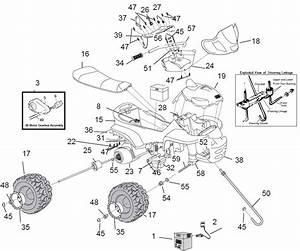 Power Wheels Max Steel Ninja Parts
