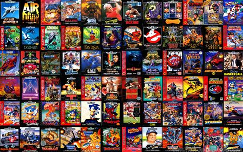 Wulfy's Top Ten Recommended SEGA Genesis Games (Besides ...