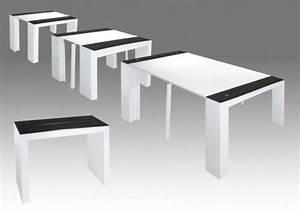 Table A Rallonge : table console a rallonge ~ Teatrodelosmanantiales.com Idées de Décoration