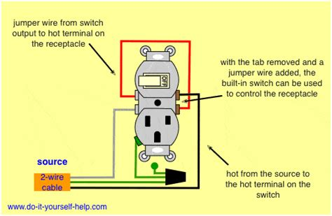 Light Switch Wiring Diagrams - Do-it-yourself-help.com