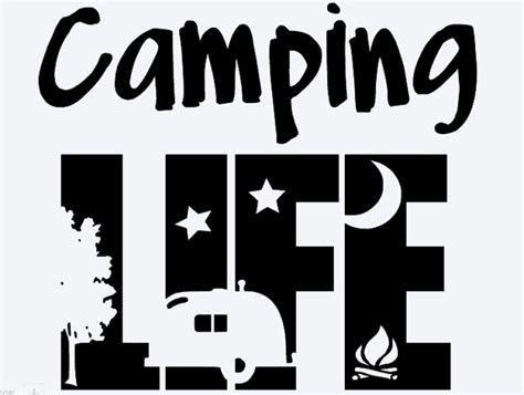 You can copy, modify, distribute and perform the work, even for commercial purposes, all. Image result for Free Camping SVG Files for Cricut ...