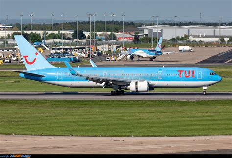 Boeing 767-38A/ER - Large Preview - AirTeamImages.com
