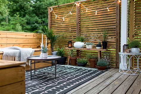 Décorer Sa Terrasse En Bois by Terrasse De 10m 178 Comment L Am 233 Nager Et La D 233 Corer