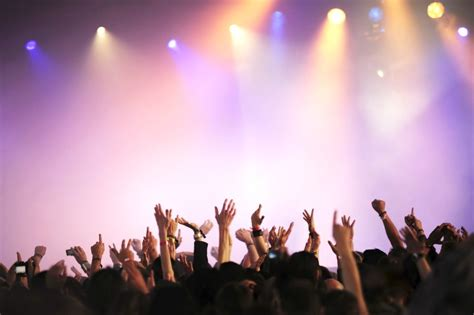 Going To Concerts May Make You Live Longer!!