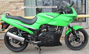 2006-Kawasaki-EX500-500cc-Ninja-500R-Used Street-bike Used ...