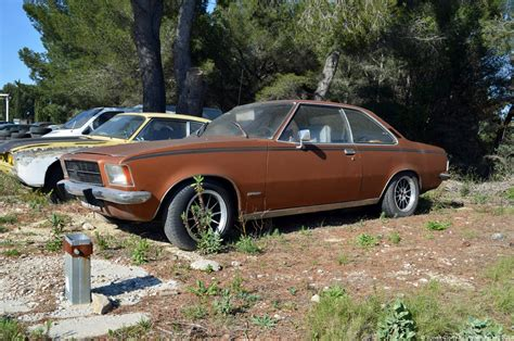 opel rekord d coupe car lot find opel rekord d coupe ran when parked