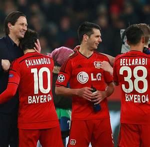 Schmidt Rudersdorf Leverkusen : champions league bayer 04 leverkusen legt angst vor topclubs ab welt ~ Markanthonyermac.com Haus und Dekorationen