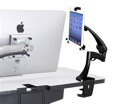 ergotron monitor desk mount ergotron neo flex desk mount tablet arm radius office
