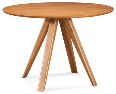 42 inch round dining table avon 42 inch flax round dining table contemporary dining