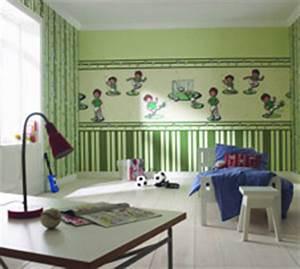 tapeten im kinderzimmer With markise balkon mit esprit tapeten für kinderzimmer