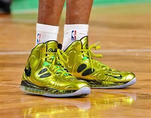 Rajon Rondo Wears Insanely Loud Nike HyperPosite PE   Sole ...