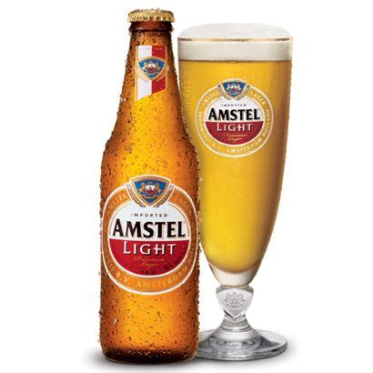 Calories In Amstel Light by Amstel Light Lager Deu Light