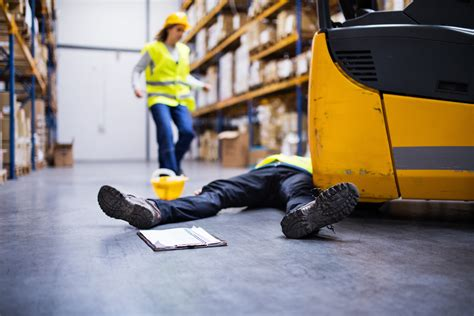 What You Need To Know About Forklift Injuries